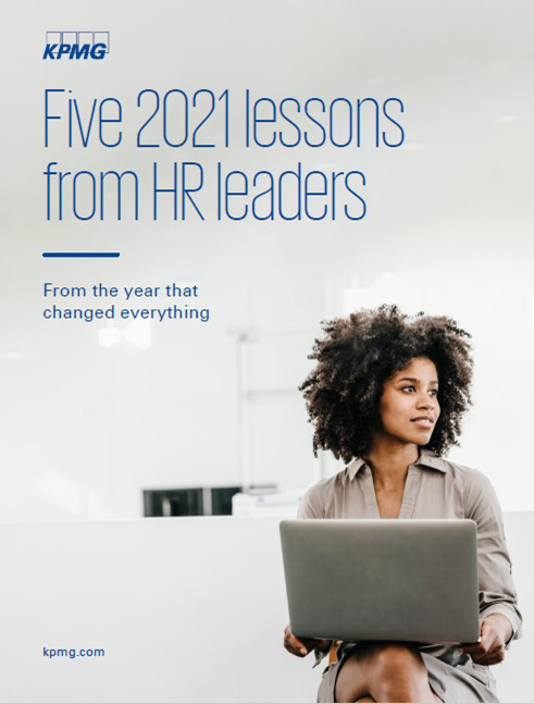 Five 2021 lessons from HR leaders