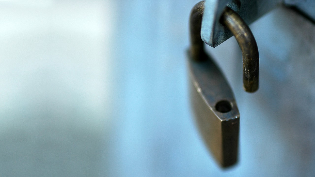 A lock on secure banking