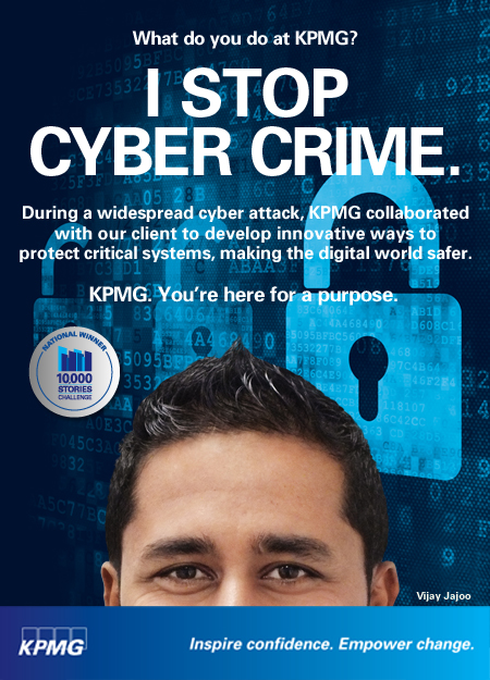 I stop cyber crime